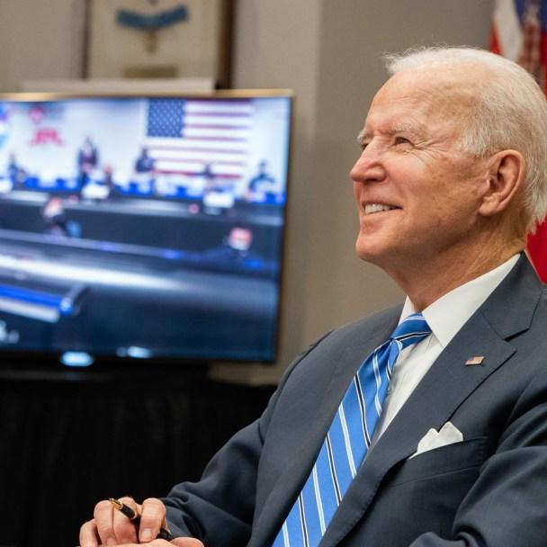 Biden's Israeli-Palestinian reset is premature