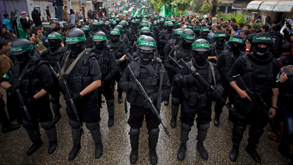 Hamas is Acting as an Arm of Iranian Power