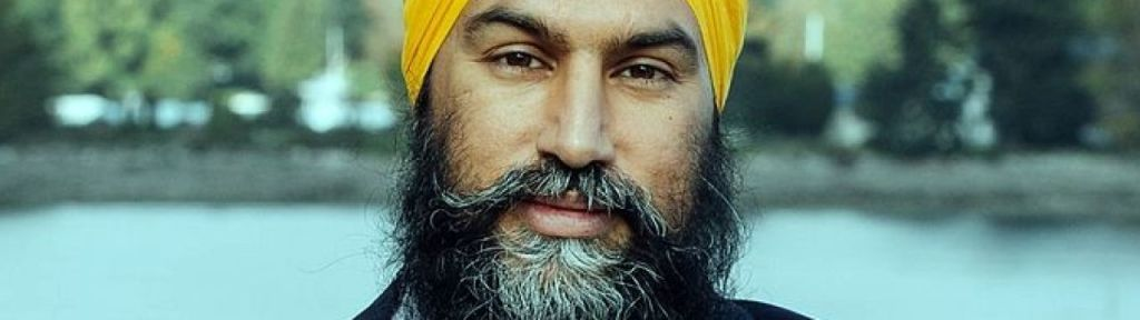 """Jagmeet Singh: """"Illegal occupation on Palestinian land in the West Bank isn't acceptable"""""""