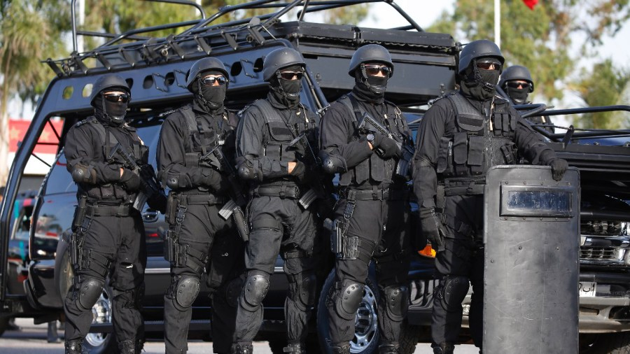 Morocco's Battle against Islamic Jihadi Terrorism