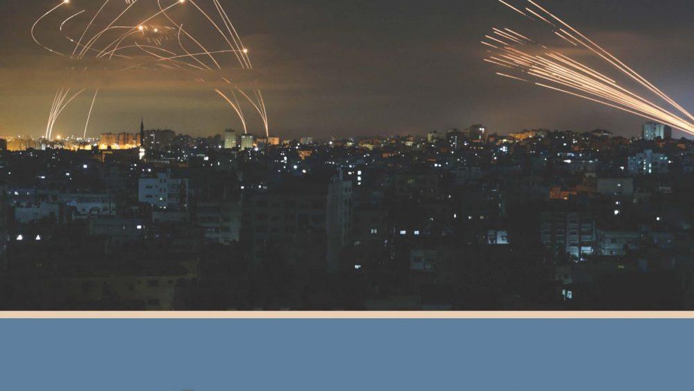 The Gaza War 2021: Hamasand Iran AttackIsrael