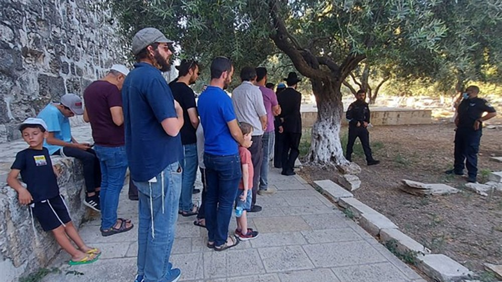 To Pray or Not to Pray on the Temple Mount?