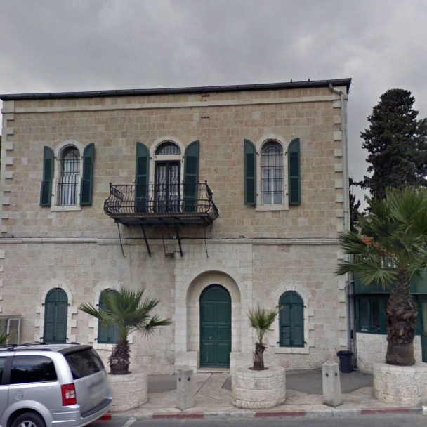 A U.S. Consulate for the Palestinians Should Be on Palestinian Territory – Not in Jerusalem