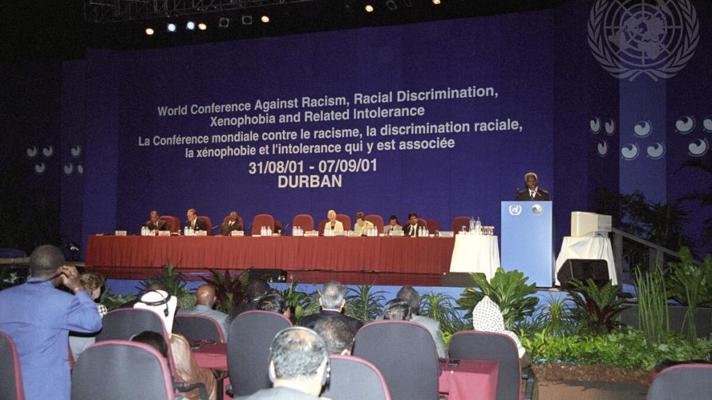 Cancel the Durban IV Review Conference