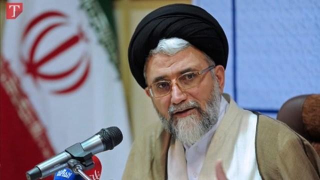 The Minister of Intelligence Khatib.