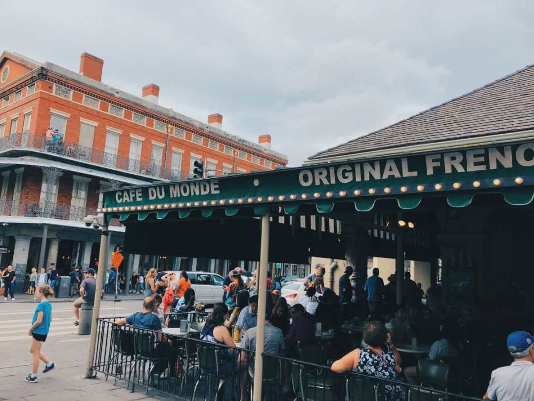 Cafe Du Monde French Quarter