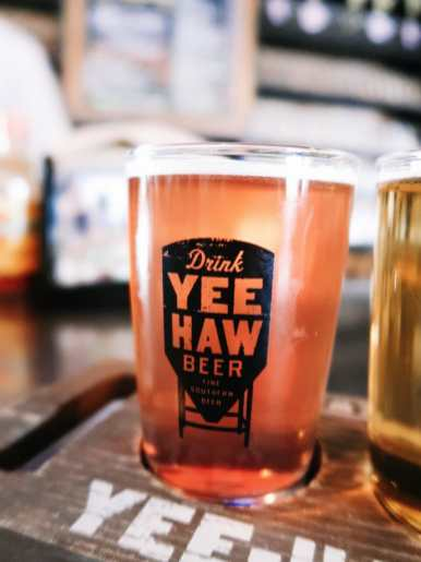 Yee-Haw Brewing Company, Johnson City, Tennessee