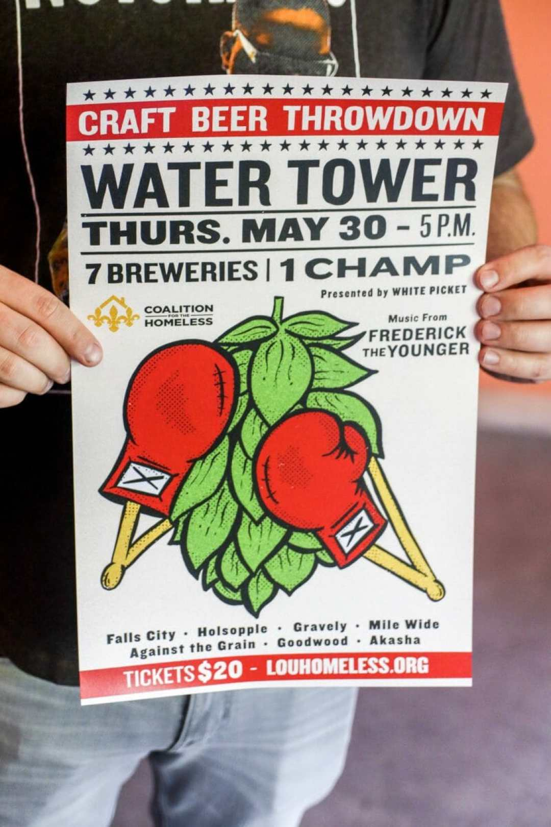 Craft beer Throwdown Louisville KY