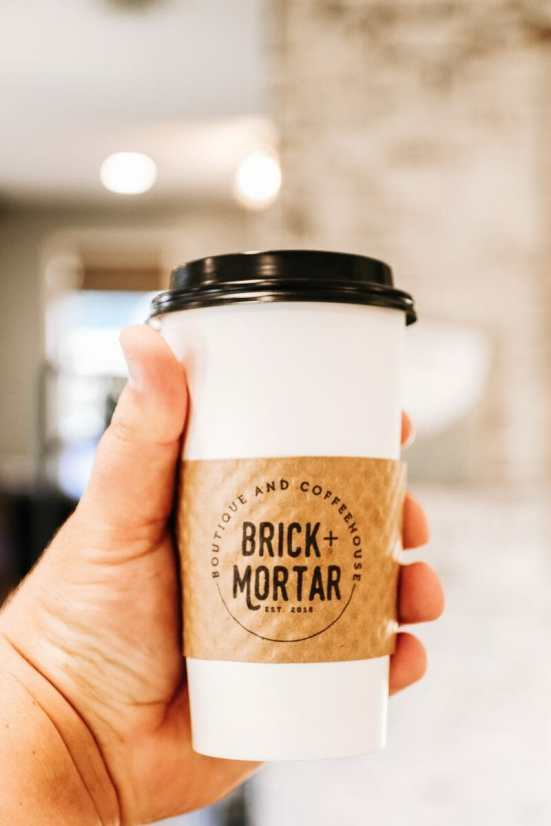 Brick + Mortar Coffeehouse in Simpsonville, Shelby County, KY
