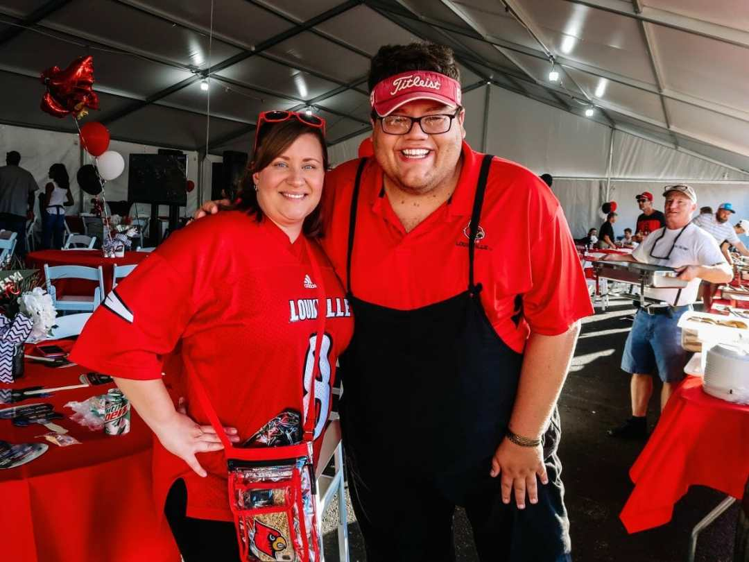Kroger Ultimate Tailgate Experience - Football