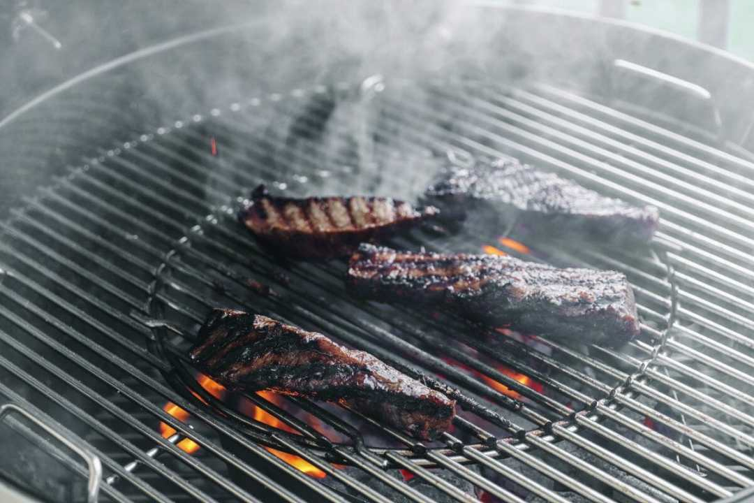 Cooking with Kingsford Charcoal - JC Phelps of JCP Eats, a Kentucky-based Food Blog