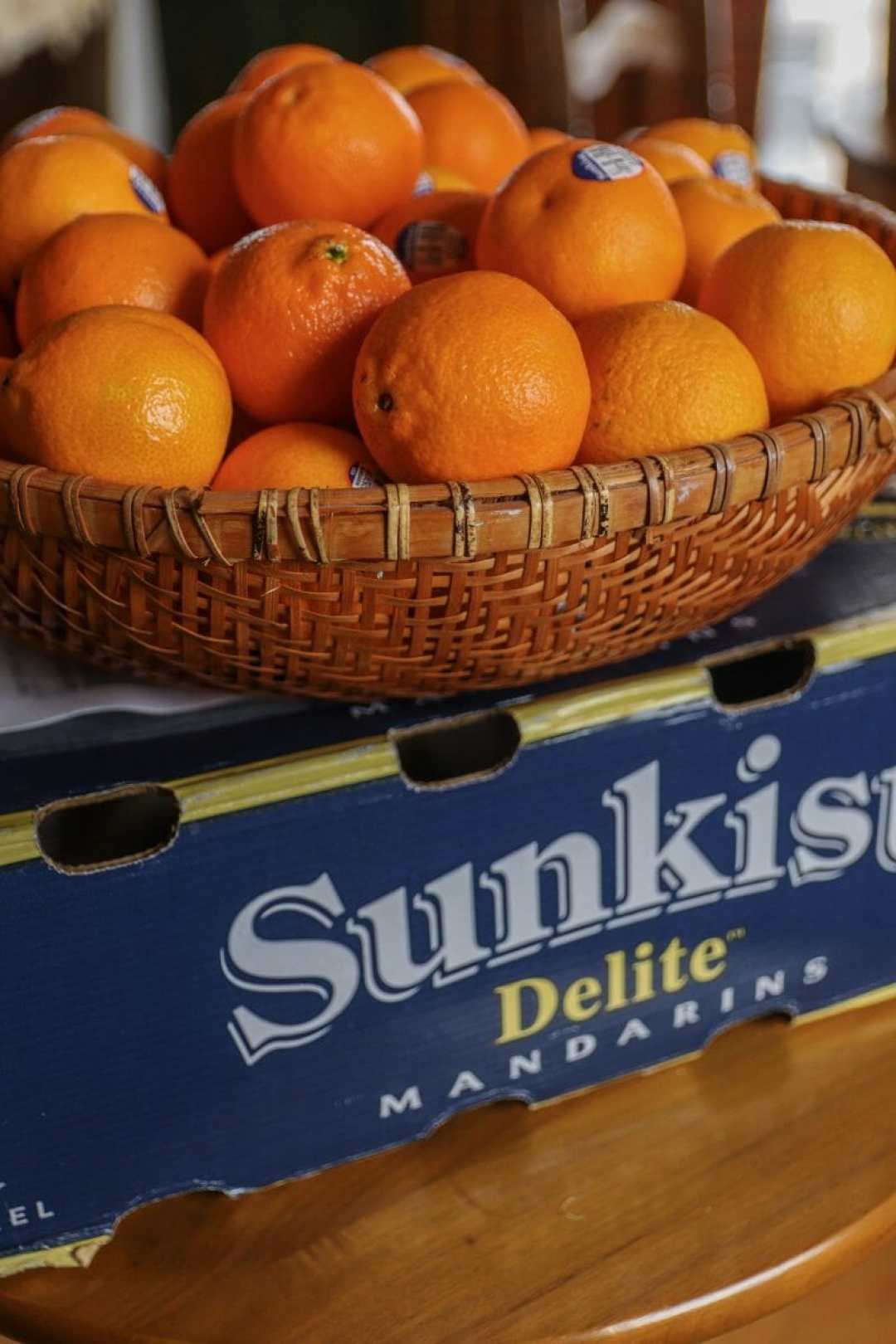 Sunkist Mandarin Oranges - The Best Recipes Using Fresh Oranges and Orange Juice by JC Phelps of JCP Eats, a Kentucky-based Food, Travel, and Lifestyle Blog