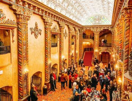 Premium Seating Experience at the Louisville Palace: Concert Venues in Louisville Kentucky, Diana Ross, by JC Phelps of JCP Eats, a Louisville KY Based Food, Travel, and Society Blog