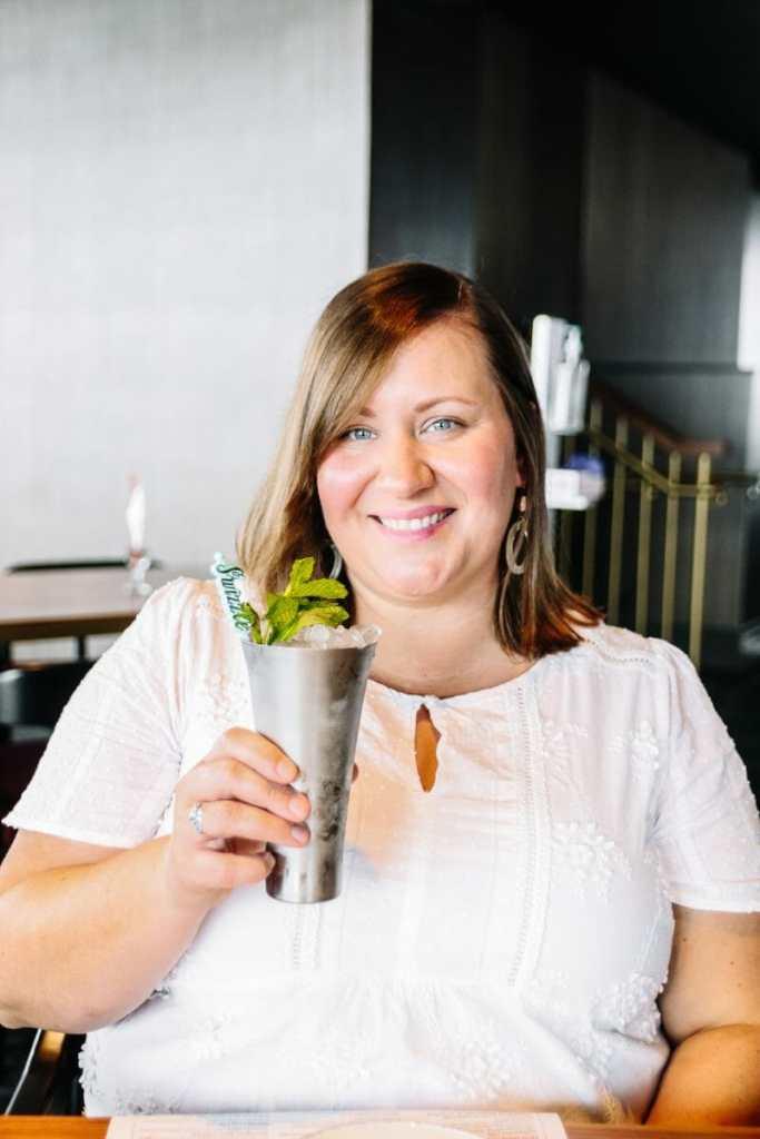 Swizzle Dinner & Drinks, Downtown Louisville Restaurant: Cocktail + Lori Mangum