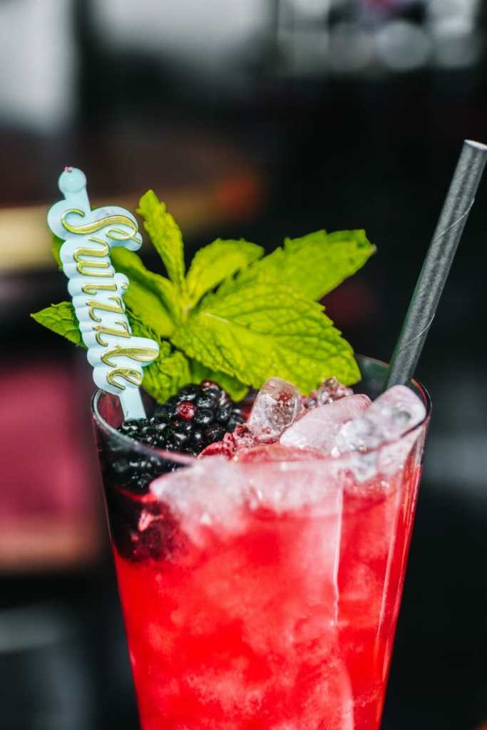 Swizzle Dinner & Drinks, Downtown Louisville Restaurant: Gin Cocktail