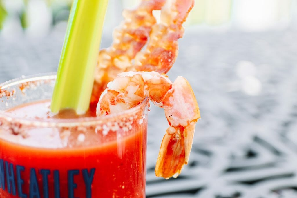 The Best Bloody Mary, Made With Kentucky's Wheatley Vodka by JC Phelps of JCP Eats