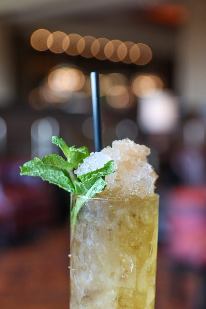 Mint Julep, Matt Winn's Steakhouse, Churchill Downs, Louisville KY