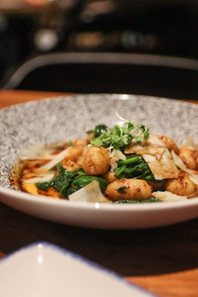 Gnocchi, Swizzle, Downtown Louisville