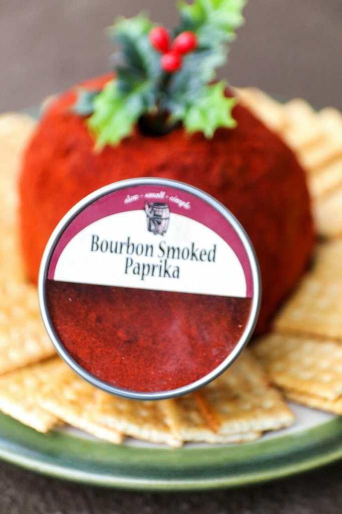 Kentucky Bourbon Cheese Apple