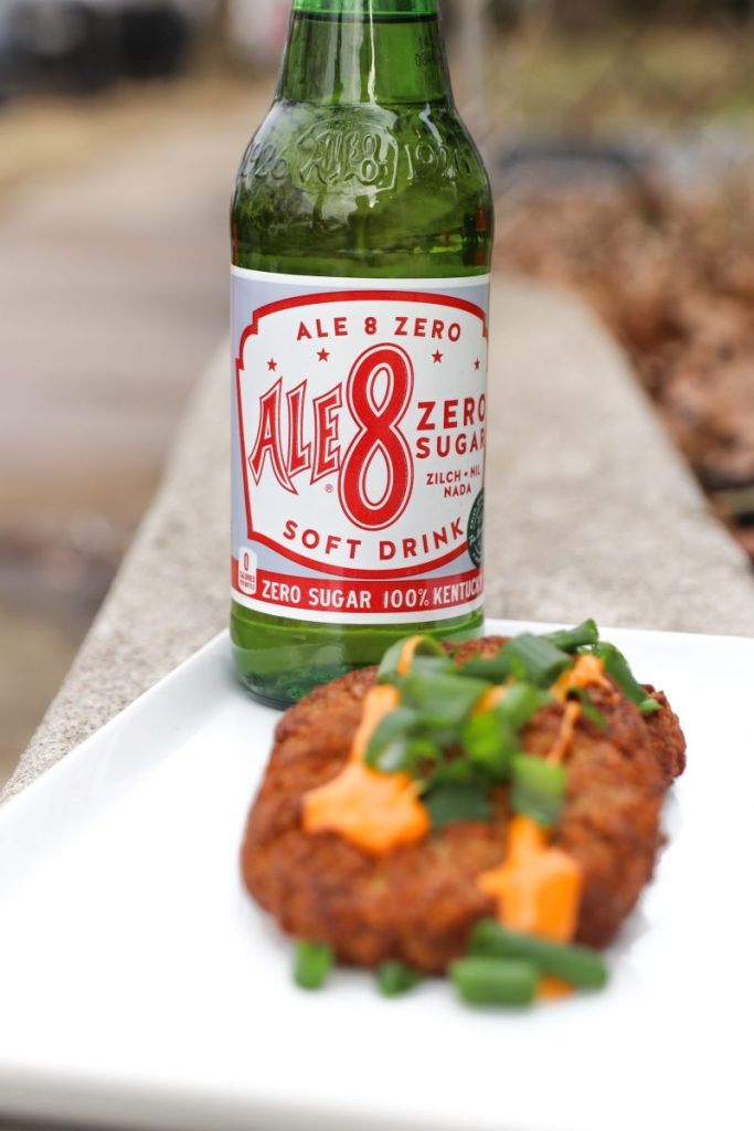 Ginger Crab Cakes
