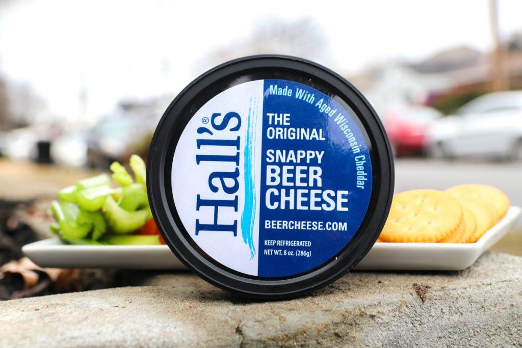 Halls Beer Cheese Dip