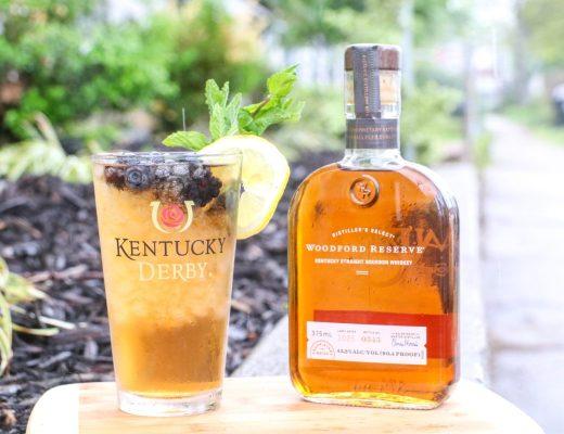 Bourbon Sweet Tea Cocktail