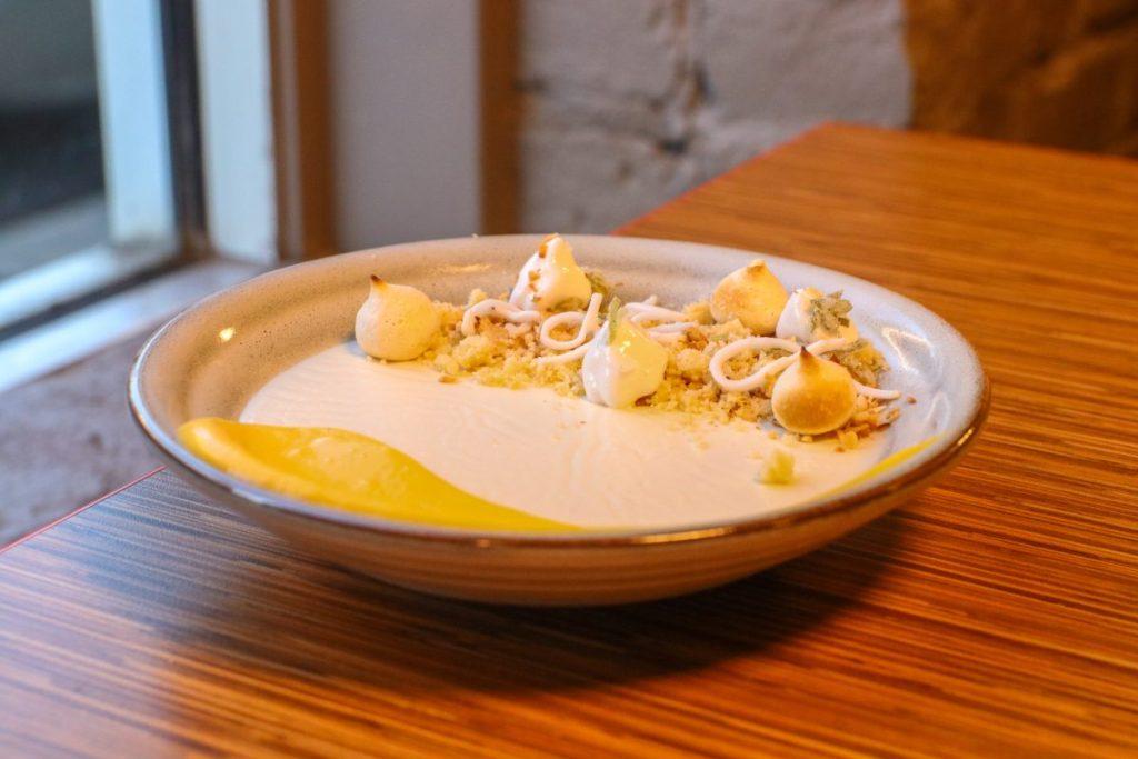 Deconstructed Coconut Cream Pie, Everyday Kitchen NuLu