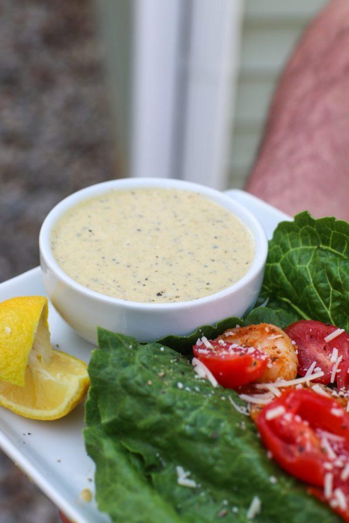 Ina Garten Caesar Salad