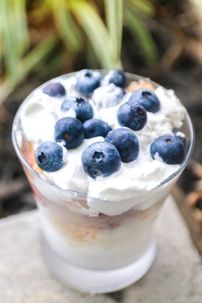 How To Make Miniature Berry Trifles