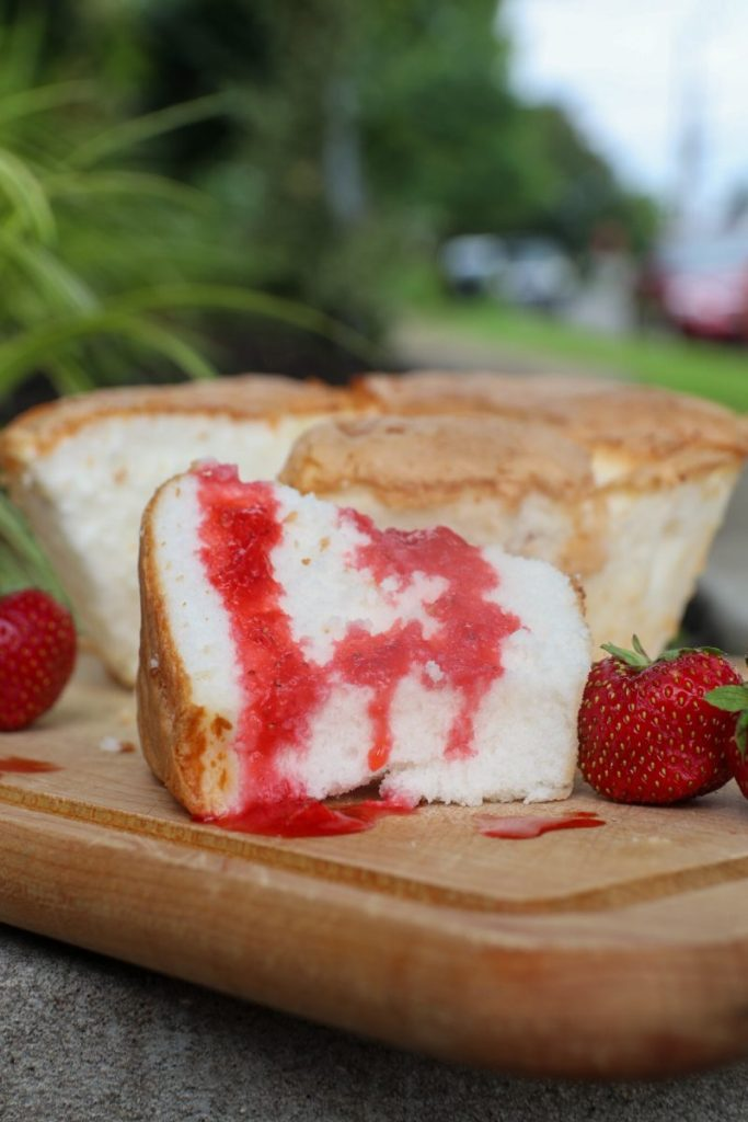Perfect Homemade Angel Food Cake