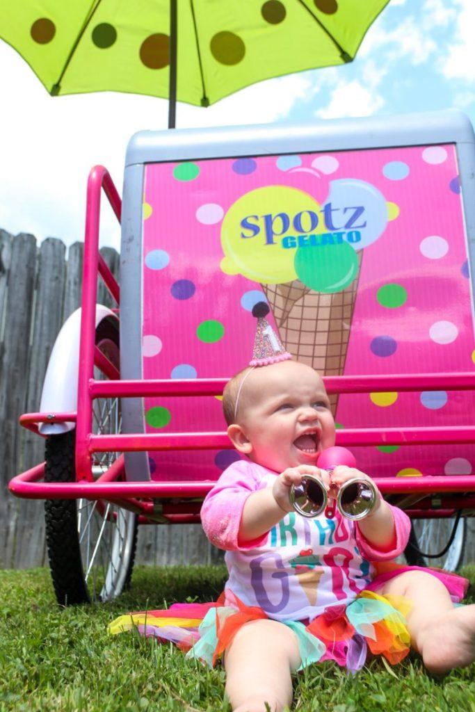 Kentucky Birthday Party Ideas: Spotz Gelato