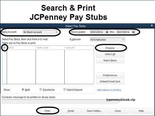 get print jcp