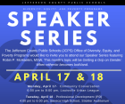 Speaker Series - Office of Diversity, Equity & Poverty