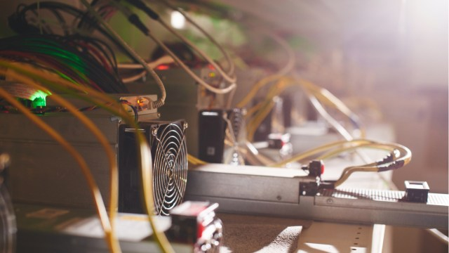 Kyrgyzstan Seizes 2,000 Cryptocurrency Mining Devices