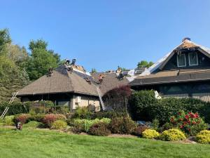 roof replacement in akron ohio