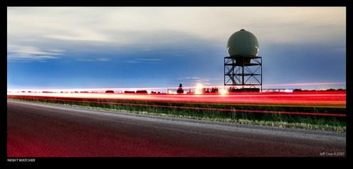 Night Watcher - Copyright Jeff Cruz 2007