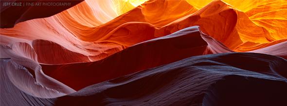 Antelope Waves - Jeff Cruz