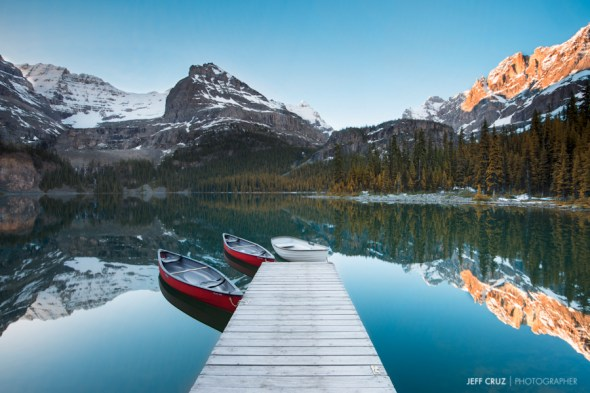 06-June_Lake-O'Hara_Sunrise