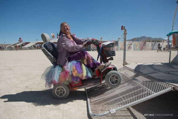 I did some photos for Mobility Camp. They were kind enough to let me charge my medical device. Go say hi to the Rat Lady , located at Centre Camp. They do an amazing job to help keep Burning Man inclusive to all, even those with limited mobility.