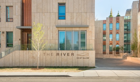 River Condos Feature for Domus Magazine