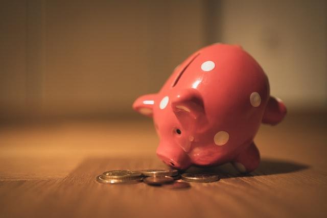 一個小豬撲滿