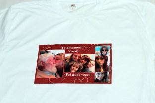 Camiseta Avô