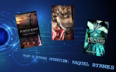 Raquel Byrnes, Galaxy of Authors