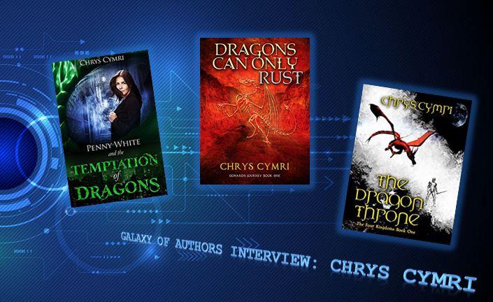 Chrys Cymri, Galaxy of Authors