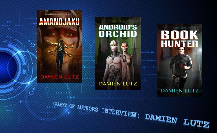 Damien Lutz, Galaxy of Authors