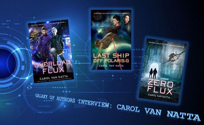Carol van Natta, Galaxy of Authors