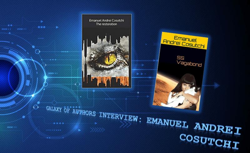 Emanuel Andrei Cosutchi, Galaxy of Authors