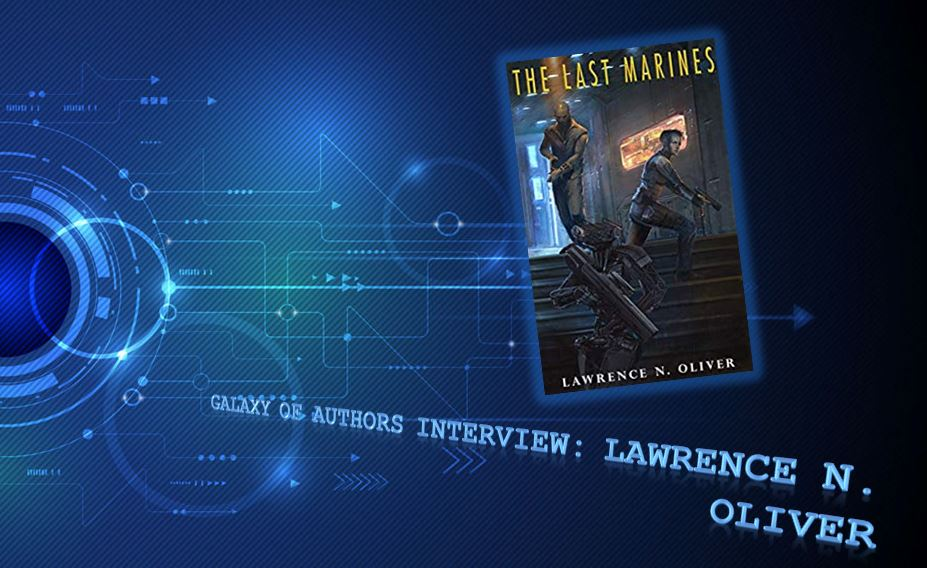Lawrence Oliver, Galaxy of Authors