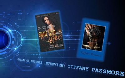 Tiffany Passmore, Galaxy of Authors