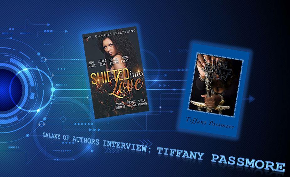 Tiffany Passmore, Galaxy of Authors